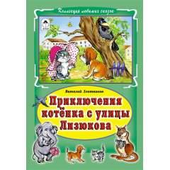 Приключения котёнка с улицы Лизюкова
