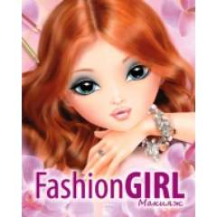 Fashion Girl Макияж. Книга 2