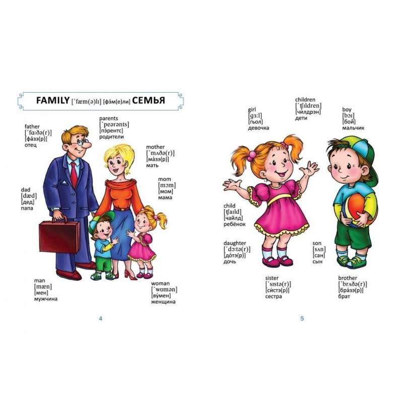 Английский диалоги с переводом знакомство