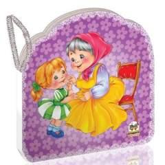 Бабуся (книжка-іграшка)